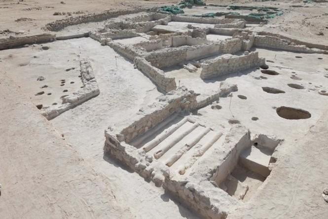 Khám phá di sản thế giới duy nhất của Qatar - ảnh 3