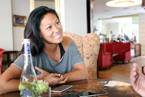 Người phụ nữ Việt Nam làm quản lý cho Pele - ảnh 2