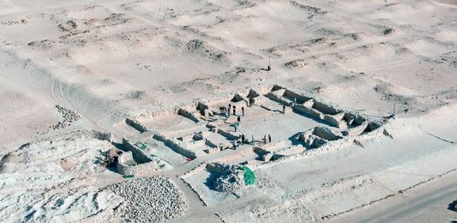 Khám phá di sản thế giới duy nhất của Qatar - ảnh 7