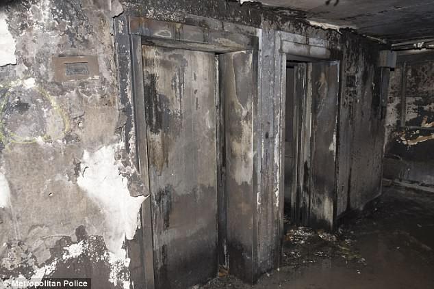 Bên trong căn hộ chung cư 24 tầng bị hỏa hoạn ở London - ảnh 7