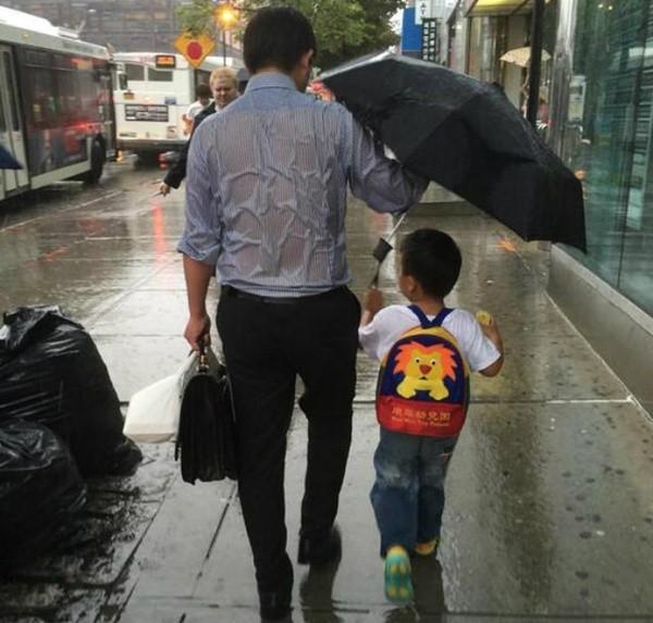 Những bức ảnh tình cha hơn cả vạn lời yêu thương - ảnh 8