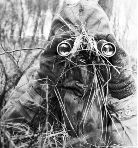 Hé lộ loạt ảnh các sát thủ bắn tỉa của Đức trong Thế chiến 2 - ảnh 12