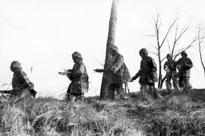 Hé lộ loạt ảnh các sát thủ bắn tỉa của Đức trong Thế chiến 2 - ảnh 3