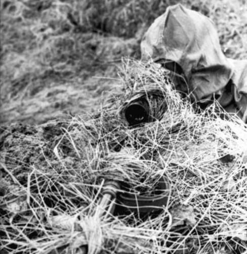 Hé lộ loạt ảnh các sát thủ bắn tỉa của Đức trong Thế chiến 2 - ảnh 4