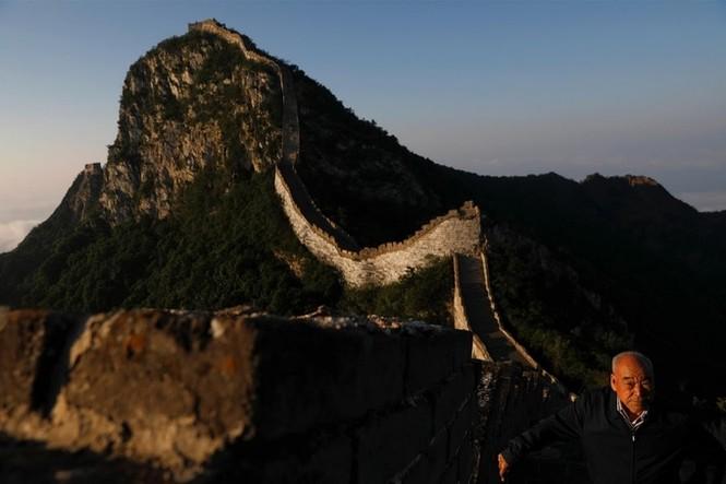 Hành trình vượt núi trùng tu Vạn Lý Trường Thành - ảnh 5