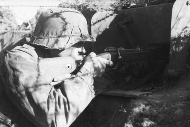 Hé lộ loạt ảnh các sát thủ bắn tỉa của Đức trong Thế chiến 2 - ảnh 7