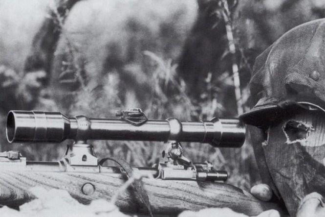Hé lộ loạt ảnh các sát thủ bắn tỉa của Đức trong Thế chiến 2 - ảnh 8