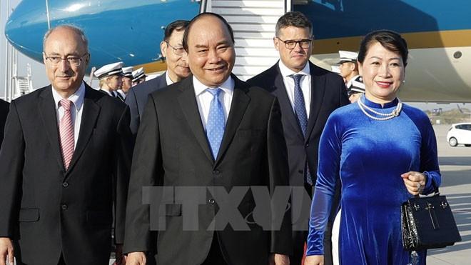 Kinh tế là trụ cột quan hệ Đối tác chiến lược Việt Nam - Đức - ảnh 2