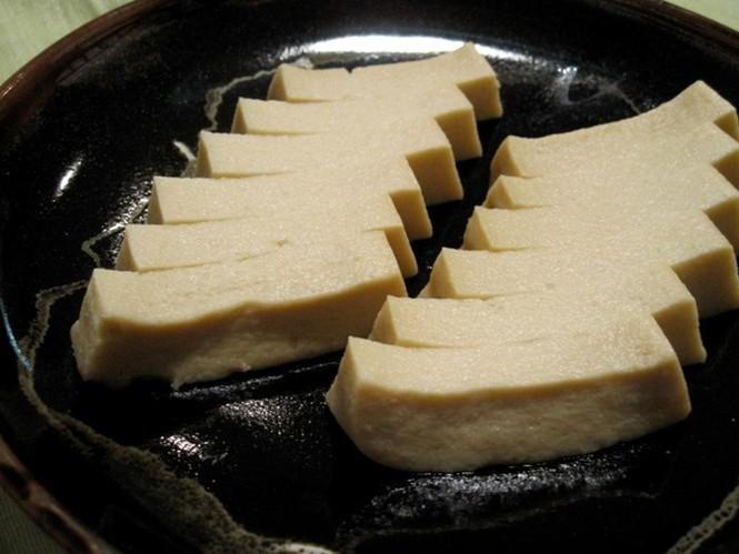 Món ngon từ đậu phụ trong ẩm thực Nhật - ảnh 11