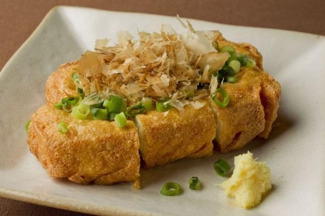 Món ngon từ đậu phụ trong ẩm thực Nhật - ảnh 4