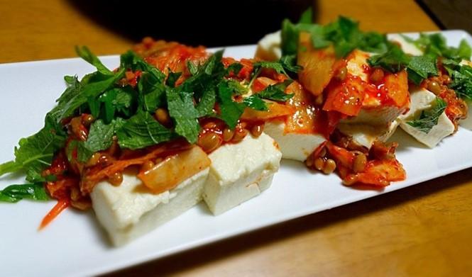 Món ngon từ đậu phụ trong ẩm thực Nhật - ảnh 5