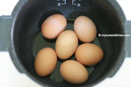 Bí mật gì ở món trứng gà ở nhà tắm hơi Hàn Quốc siêu hot? - ảnh 5