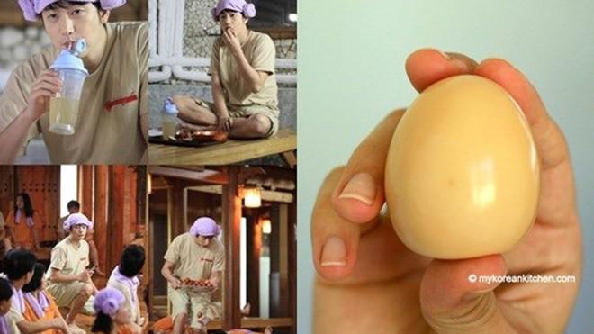 Bí mật gì ở món trứng gà ở nhà tắm hơi Hàn Quốc siêu hot? - ảnh 9