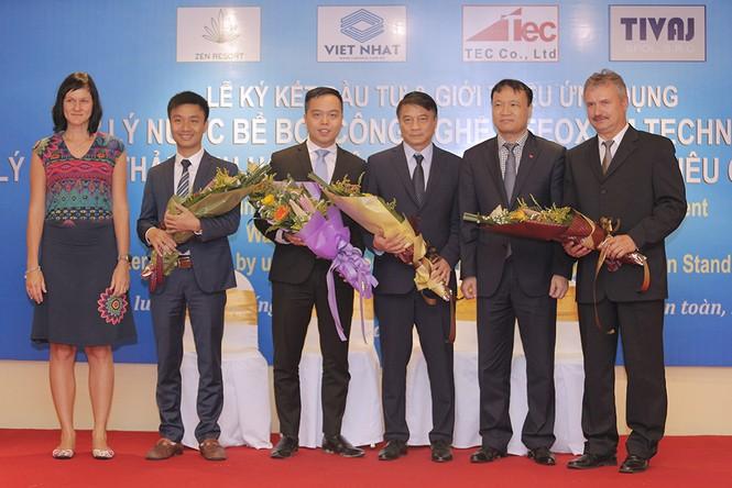Công nghệ xử lý nước tiêu chuẩn Châu Âu đã tới Việt Nam - ảnh 1