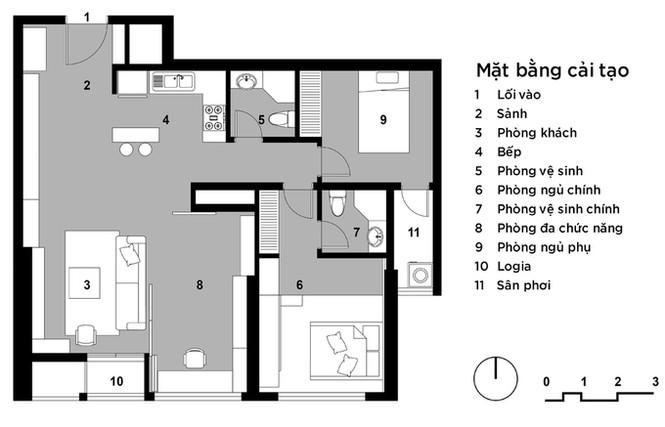 Tiện ích kiểu Nhật trong căn hộ chung cư Hà Nội - ảnh 13