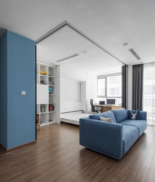 Tiện ích kiểu Nhật trong căn hộ chung cư Hà Nội - ảnh 4