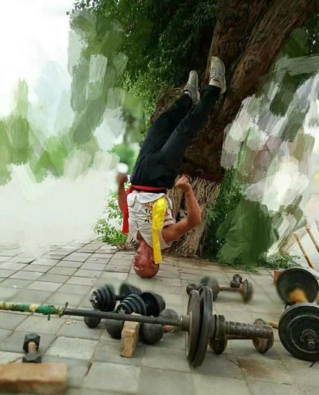Cao thủ Thiếu Lâm nổi giận về màn Quỳ Hoa điểm huyệt - ảnh 1
