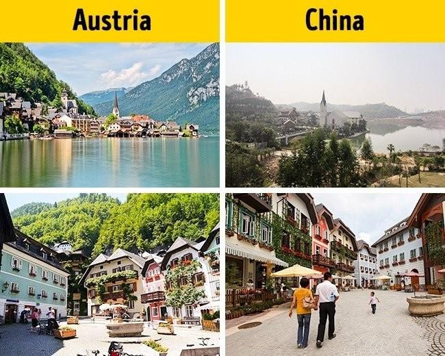 Điểm danh 12 thị trấn kỳ lạ nhất trên thế giới - ảnh 4