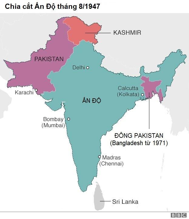 Chia cắt Ấn Độ, Pakistan: Những tháng ngày kinh hoàng - ảnh 3