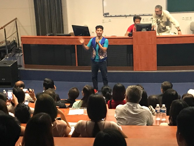 Khai mạc Trại hè thanh niên, sinh viên Việt Nam toàn châu Âu - ảnh 19