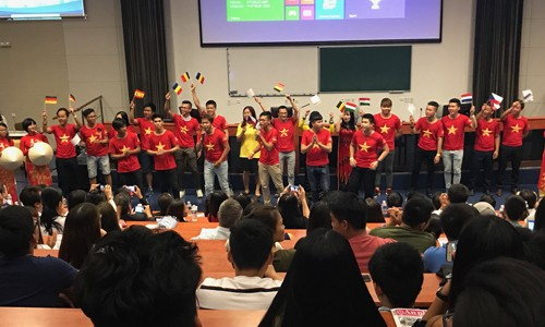 Khai mạc Trại hè thanh niên, sinh viên Việt Nam toàn châu Âu - ảnh 2