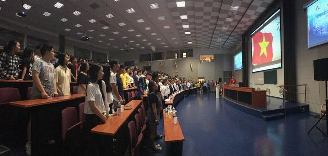 Khai mạc Trại hè thanh niên, sinh viên Việt Nam toàn châu Âu - ảnh 3