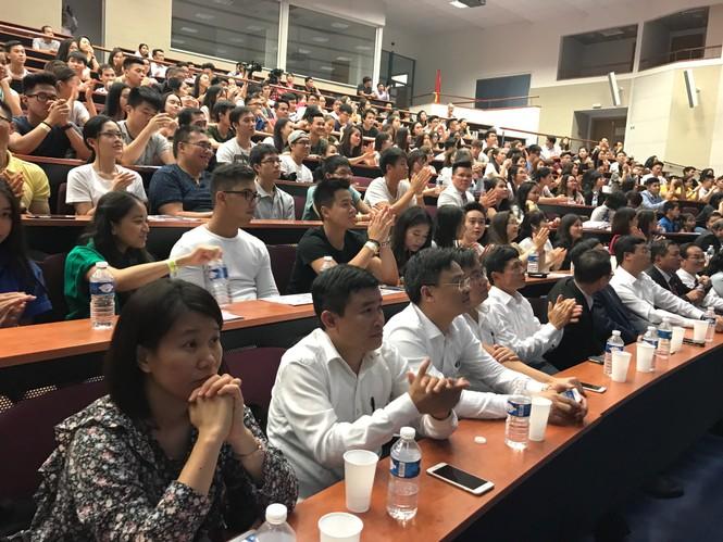 Khai mạc Trại hè thanh niên, sinh viên Việt Nam toàn châu Âu - ảnh 6