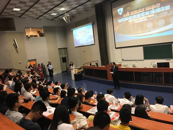 Khai mạc Trại hè thanh niên, sinh viên Việt Nam toàn châu Âu - ảnh 9