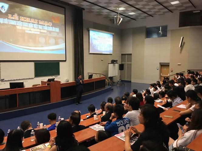 Khai mạc Trại hè thanh niên, sinh viên Việt Nam toàn châu Âu - ảnh 10