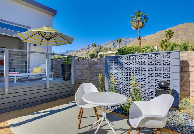 Nhà cấp bốn 55 m2 ở Mỹ tiện nghi như villa nhỏ - ảnh 10