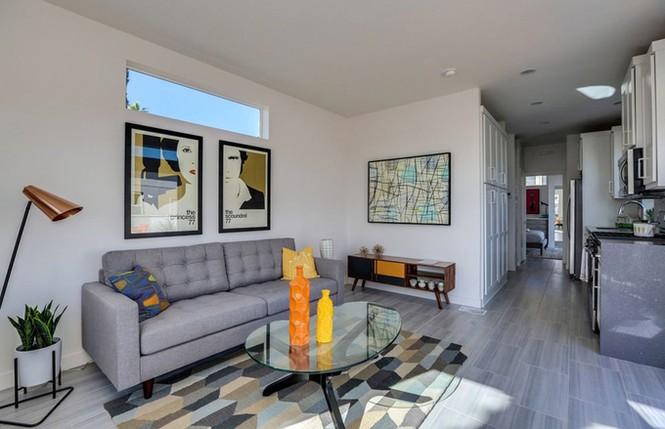 Nhà cấp bốn 55 m2 ở Mỹ tiện nghi như villa nhỏ - ảnh 3