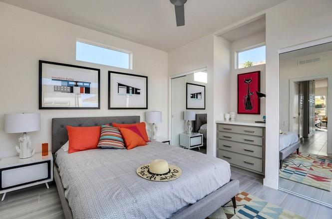 Nhà cấp bốn 55 m2 ở Mỹ tiện nghi như villa nhỏ - ảnh 6