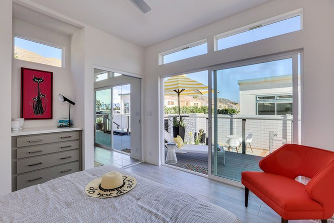 Nhà cấp bốn 55 m2 ở Mỹ tiện nghi như villa nhỏ - ảnh 7