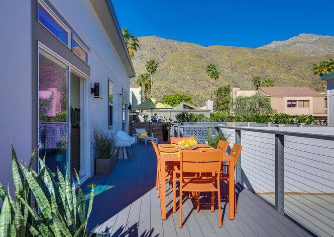 Nhà cấp bốn 55 m2 ở Mỹ tiện nghi như villa nhỏ - ảnh 8