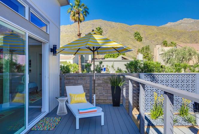 Nhà cấp bốn 55 m2 ở Mỹ tiện nghi như villa nhỏ - ảnh 9