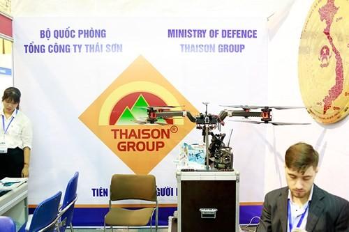 'Mục sở thị' hàng loạt khí tài của an ninh các nước ở Hà Nội - ảnh 3