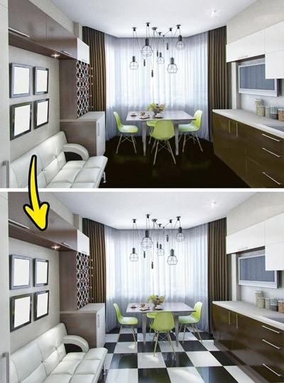Những cách tân nhỏ giúp ngôi nhà tỏa sáng - ảnh 3