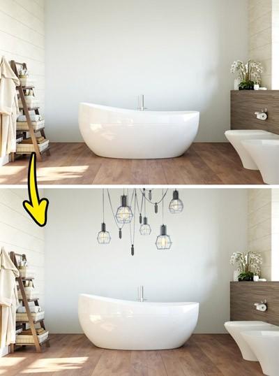 Những cách tân nhỏ giúp ngôi nhà tỏa sáng - ảnh 5