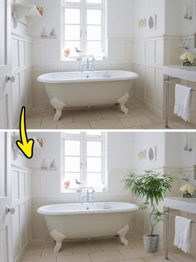 Những cách tân nhỏ giúp ngôi nhà tỏa sáng - ảnh 6