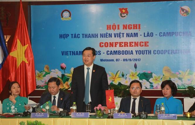 Phát triển không ngừng hoạt động hợp tác thanh niên Việt Nam - Lào - Campuchia - ảnh 1