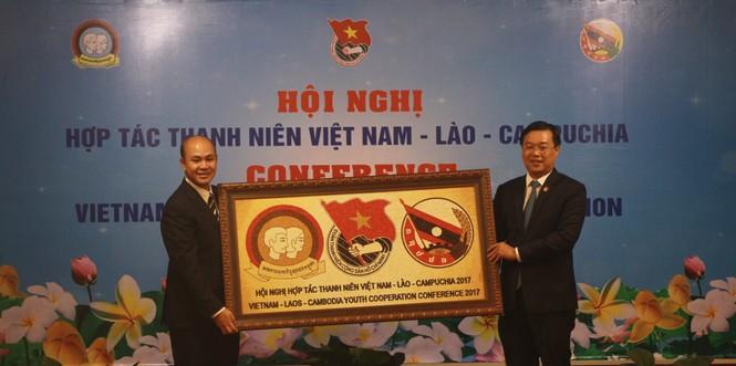 Phát triển không ngừng hoạt động hợp tác thanh niên Việt Nam - Lào - Campuchia - ảnh 2