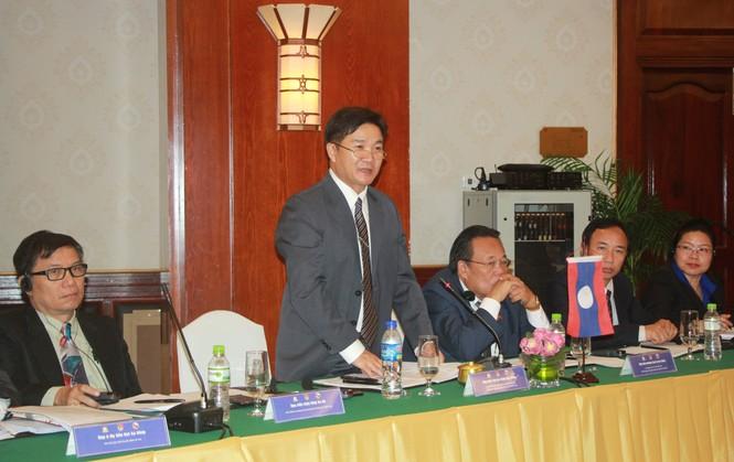Phát triển không ngừng hoạt động hợp tác thanh niên Việt Nam - Lào - Campuchia - ảnh 4