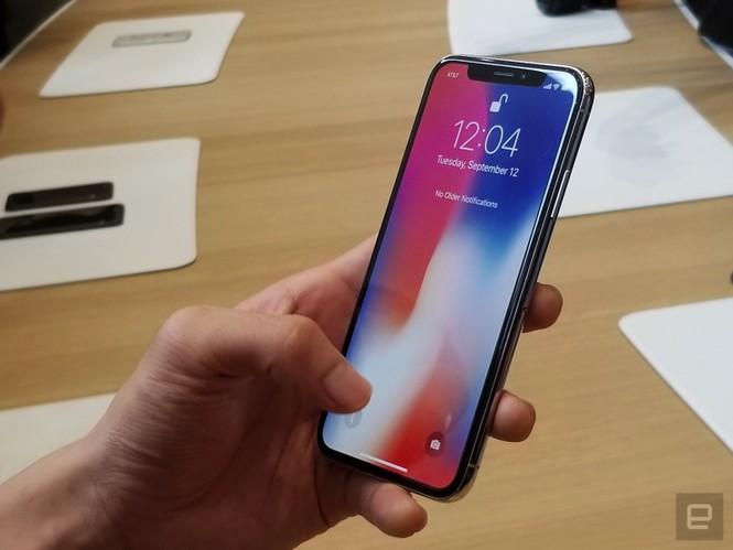 """Cảm nhận ban đầu về iPhone X, mẫu iPhone """"sang xịn"""" nhất của Apple - ảnh 12"""