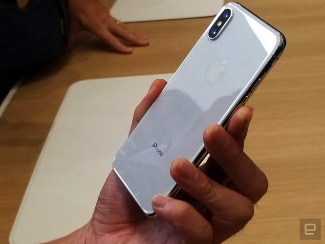 """Cảm nhận ban đầu về iPhone X, mẫu iPhone """"sang xịn"""" nhất của Apple - ảnh 13"""