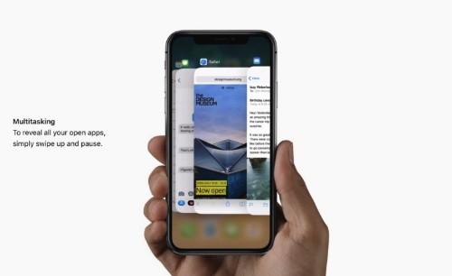 Sử dụng iPhone X thế nào khi không còn nút Home - ảnh 3