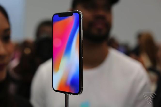 """Cảm nhận ban đầu về iPhone X, mẫu iPhone """"sang xịn"""" nhất của Apple - ảnh 5"""