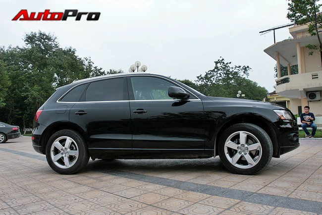 Q5 2.0T Quattro 2011 - Mẫu xe an toàn của Audi - ảnh 2