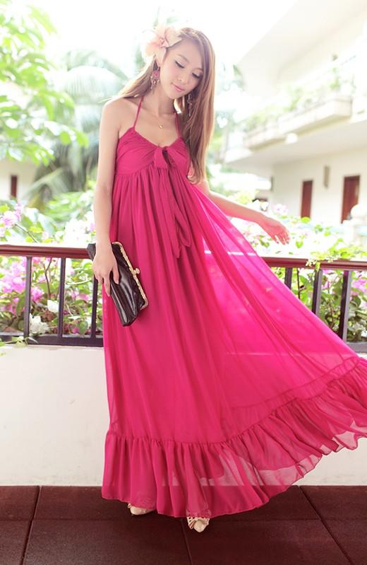 Váy maxi tung tăng đón nắng hè - ảnh 10