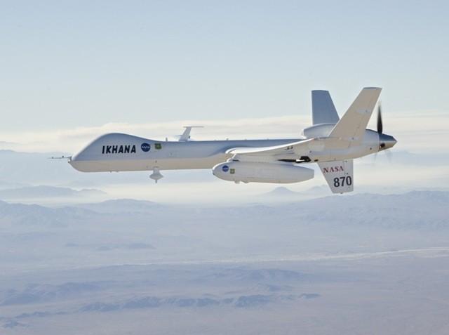 Hé lộ UAV mới của Mỹ - ảnh 1