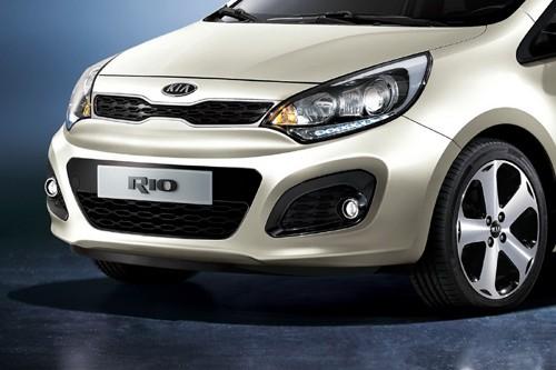 Kia Rio đời 2012 sở hữu động cơ mới - ảnh 3